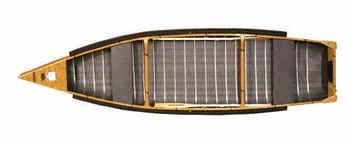 Sportspal X-13 Wide Stern Canoe Package #X13